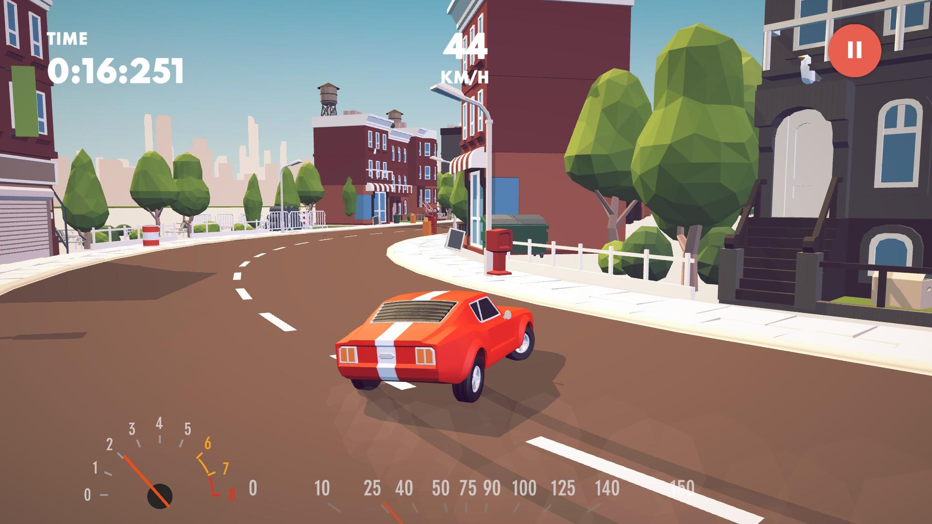 Track And Burn Urban Drift