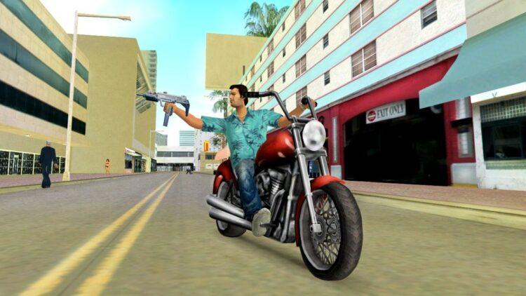 Grand Theft Auto remasters datamine Vice City