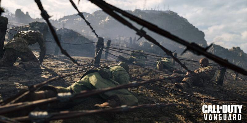 Vanguard Zombies Reveal