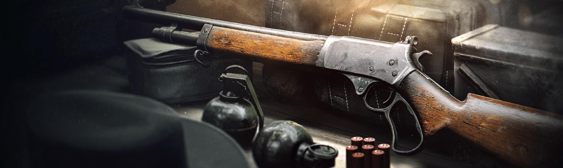Крепления для дробовика Warzone .410 Ironhide