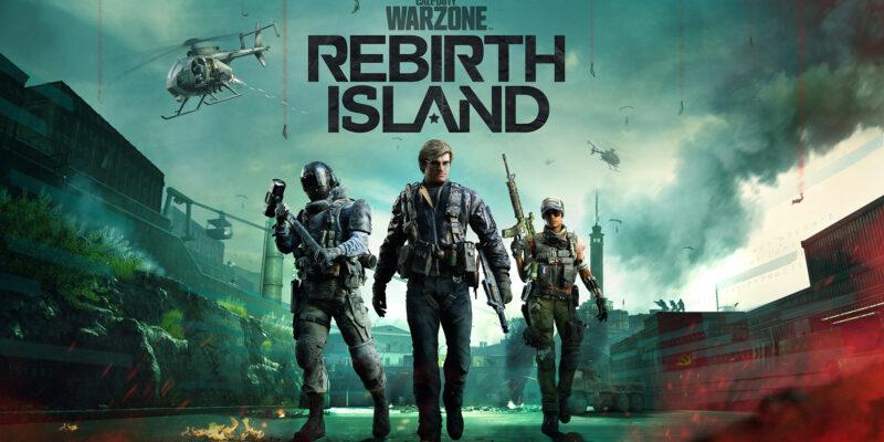 Warzone Rebirth Island Statistics