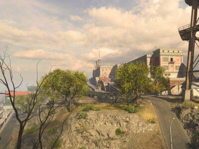 Warzone Wall Glitch Rebirth Island