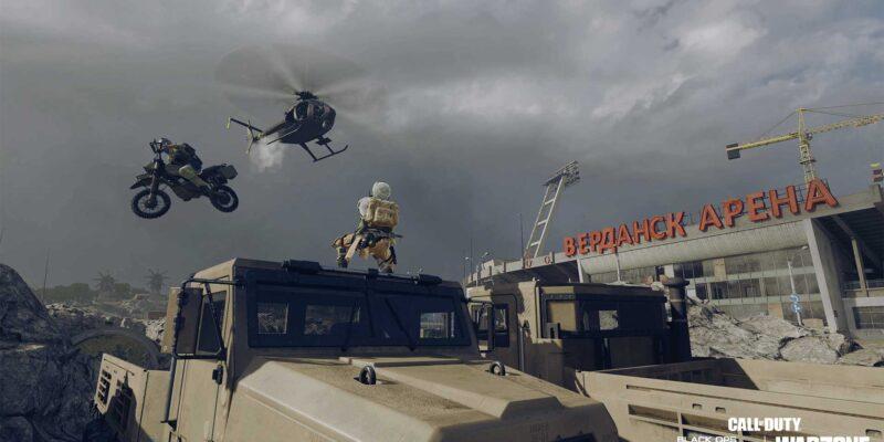 Warzone Hackers Scream Skin