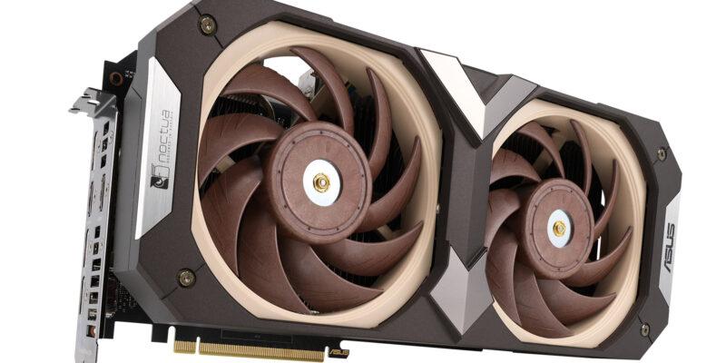 Asus Rtx 3070 Noctua Graphics Card Oc Performance Web