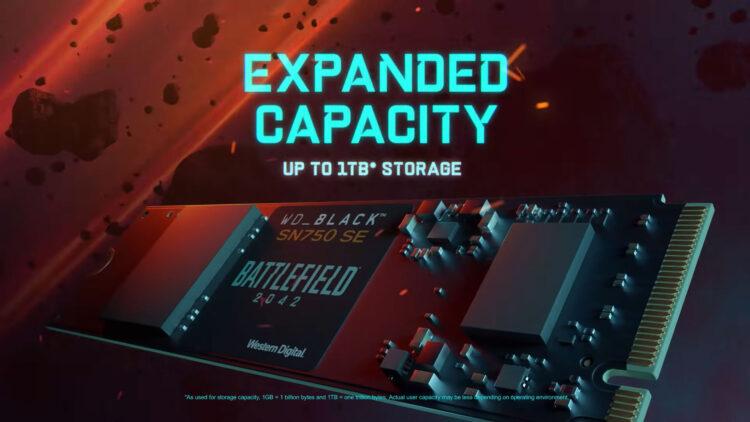 Battlefield 2042 Wd Black Ssd Deal Bundle