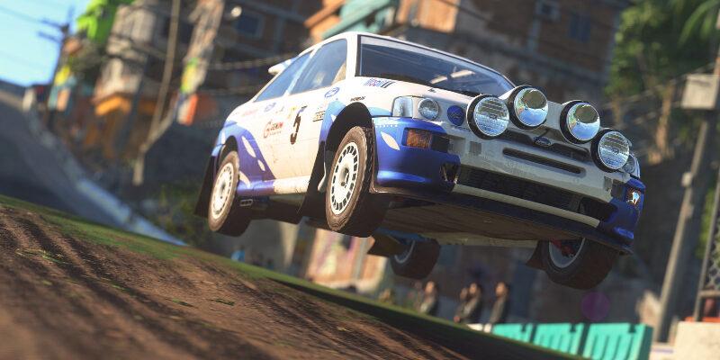 Codemasters Hiring Staff Dirt 5 Ford Escort Rally