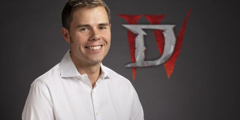 Diablo Iv New Game Director Joe Shely Headshot