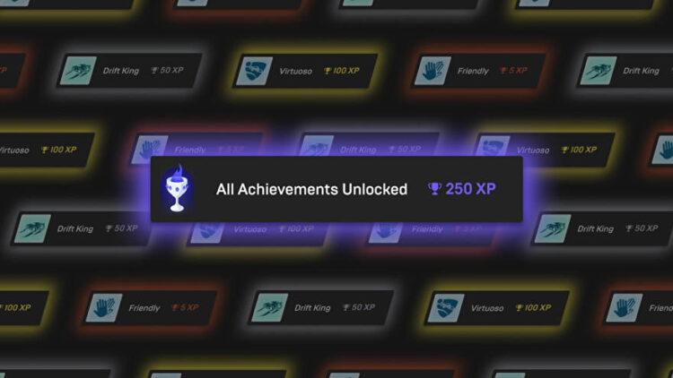 Epic Games Store Achievements XP