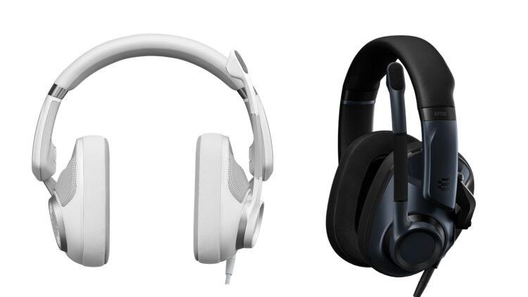 Игровая гарнитура Epos H6pro Open Closed Headset Технические характеристики