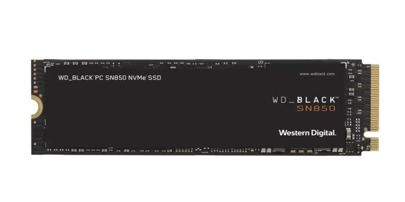 Western Digital Black SN850 discount