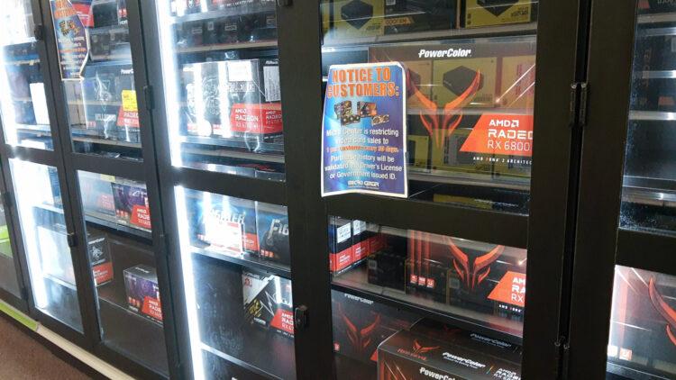 Micro Center Rtx 30 Series In Stock Availabilty Where To Buy Radeon Amd