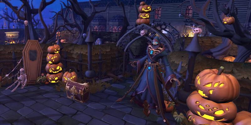 Runescape Halloween Event 2021 Feature Death