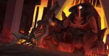 Runescape Tzekhaar Front Zuk Boss Fight