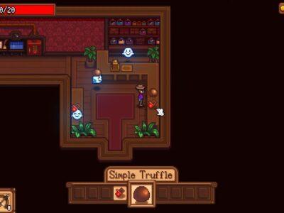 Stardew Valley Concernedape New Game Haunted Chocolatier Announcement