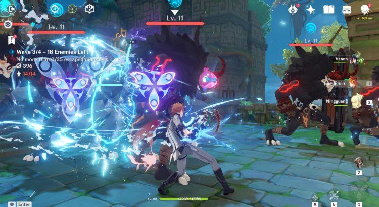 Genshin Impact Theater Mechanicus Guide Xiao Lantern Veneficus Sigil Tower Defense 2a