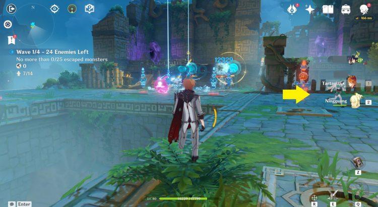 Genshin Impact Theater Mechanicus Guide Xiao Lantern Veneficus Sigil Tower Defense 2b