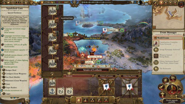 Total War Warhammer II Warhammer 2 Руководство по переработке зверолюдов Стадо Кровавое поле Ужасное благосклонность Обновления 1a1